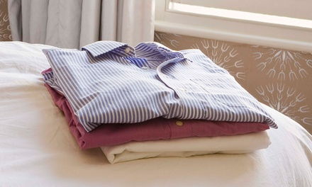 Dry-Cleaning Services at Master Cleaners (50% Off)