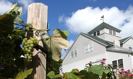 Winery Tour and Tasting for Two or Four at Zorvino Vineyards (47% Off)