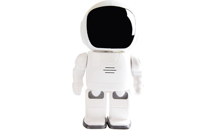 WiFi-IP-Kamera im Astronauten-Design mit Bewegungsmelder, Babyphone und Micro-SD-Slot inkl. Versand (Berlin)