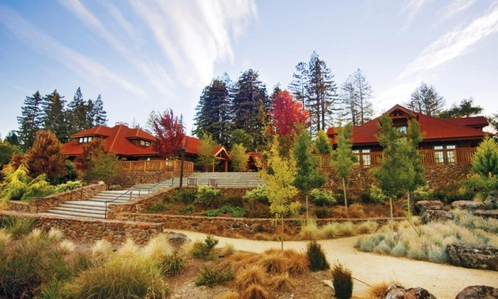 Ratna Ling Retreat Center - Cazadero, CA: Stay at Ratna Ling Retreat Center in California's Russian River Valley. Dates into February 2015.