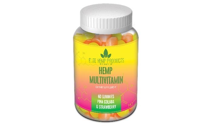 CBD Multivitamin, Oils, and More - Tera Hemp | Groupon
