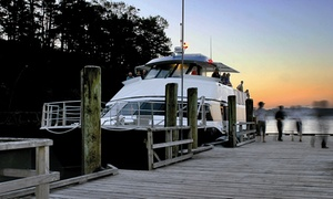Kawau Water Taxis: Kawau Island Royal Mail Run Cruise for a Child ($18) or Adult with Lunch ($50) with Kawau Water Taxis (Up to $95 Value)