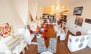 Up to 52% Off Spa Mani-Pedis at Yasmin Nail Spas & Beauty Salon, plus 6.0% Cash Back from Ebates.