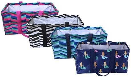 Reusable Shopping and Picnic Tote Bag