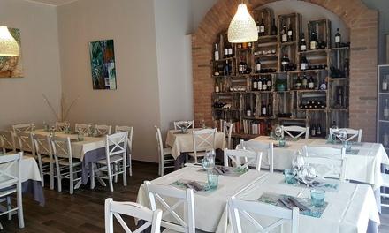 Menu Gourmet sapori d'Italia
