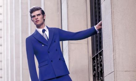 Una camisa business regular fit y/o traje extra slim fit para hombre desde 69 € en Miquel Suay