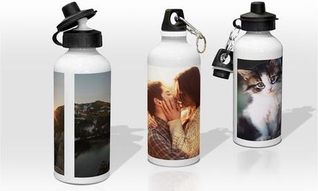 1 o 2 botellas con foto personalizable desde 6,99 € con Printer Pix