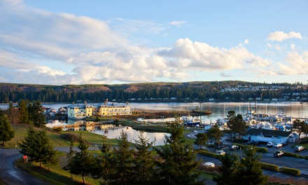 Stay at The Resort at Port Ludlow in Port Ludlow, WA. Dates into January 2018.