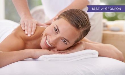 30Minute Back, Neck and Shoulder Massage or 60Minute Swedish Massage at Salon Twenty Seven