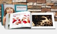 1 ou 2 livres photo personnalisables de 20, 40, 60 ou 100 pages avec Printerpix dès 8,95 € (jusquà 84% de réduction)