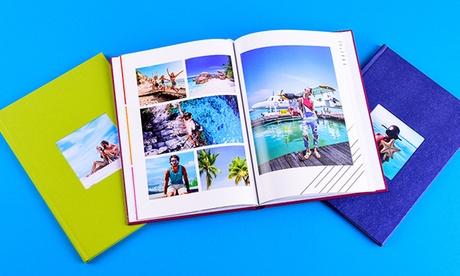 Fotolibro premium A4 de hasta 140 páginas desde 9,99 € en Colorland (ES)