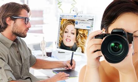 מגוון קורסי צילום ועריכה מקצועיים אונליין עם ביהס הבינלאומי E Careers, החל מ 59 ₪ בלבד (עד 91% הנחה!)
