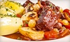 Mimosa Restaurant12 - Polo Club Shoppes: French Dinner Cuisine at Mimosa Restaurant (Up to 53% Off). Two Options Available.