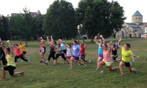 Up to 79% Off Boot Camp at Adventure Boot Camp at Adventure Boot Camp, plus 6.0% Cash Back from Ebates.