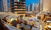 AED 150 Toward Food and Drinks
