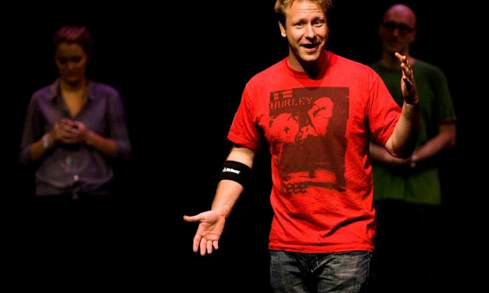 Outliars Comedy Club - Mesa: $32 for $65 Worth of Dinner Theater — Outliars Comedy Club