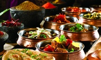 Two-Course Indian Meal for Two or Four at Diya (Up to 62% Off)