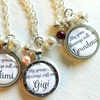 Up to 55% Off Custom Blessings Necklaces from KraftyChix