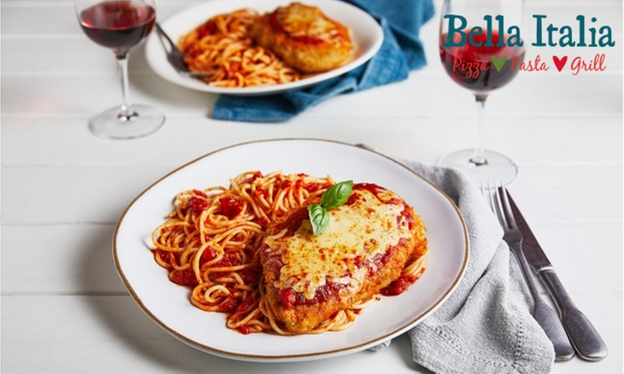 Bella Italia From 1899 Groupon