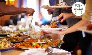 Il Tartufo: Il Tartufo – Centro Cívico: buffet livre no almoço (opção com feijoada)