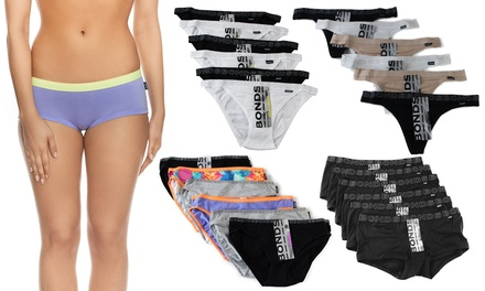 $29 for SixPack of Bonds Women's Underwear Don't Pay $70