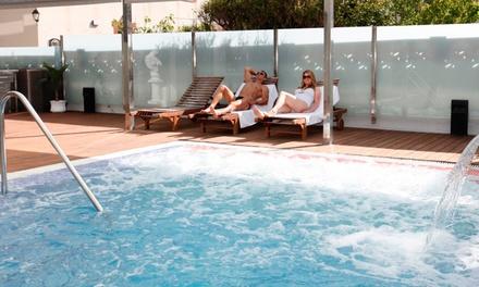Spa con copa de cava o zumo para dos con opción a bufet, cóctel y masaje desde 24,95 € en Spa Hotel Nautic
