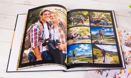 1 o 2 fotolibros modelo clásico en formato A4 a elegir entre horizontal y vertical desde 5,99 € en Colorland