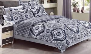 Hotel New York Monica Comforter Set (8-Piece)