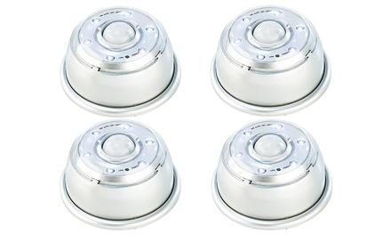 Fino a 4 luci notturni a LED Pearl con rilevatore di movimento