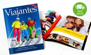 UNIKO: Fotozine – revista personalizada com 12, 20 ou 32 páginas com a Uniko