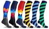 DCF Knee-High Compression Socks (3-Pack or 6-Pack)