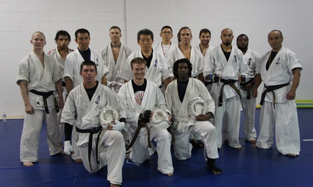 Four Weeks of Unlimited Martial Arts Classes at Kudo of Colorado Springs (50% Off)