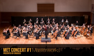 The Metropolitan Orchestra: The Metropolitan Orchestra's Materworks Concert: Tickets From $15 (Up to $64 Value)