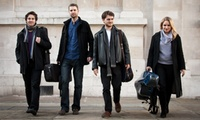 Entry to Piatti Quartet with Wine and Full-Colour Programme at Old Royal Theatre, Bath, 10 December (Up to 50% Off)