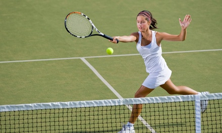 $69 for Five Group Tennis Lessons at Tennis World, Five Locations (Up to $386 Value)
