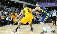 London Lions v Leicester Riders: One Premium Adult Ticket with Signed Photo, 16 April at Copperbox Arena