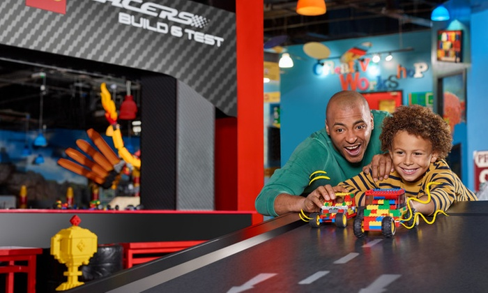 Active LEGOLAND Discovery Center Boston Discount Codes & Offers 12222