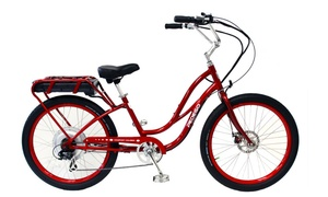 Electric Bike Specialists: Four- or Eight-Hour Electric Bike Rental for Two or Four at Chattanooga Electric Bikes (Up to 53% Off)