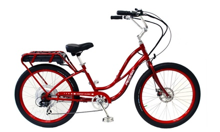 Four- or Eight-Hour Electric Bike Rental for Two or Four at Chattanooga Electric Bikes (Up to 53% Off)