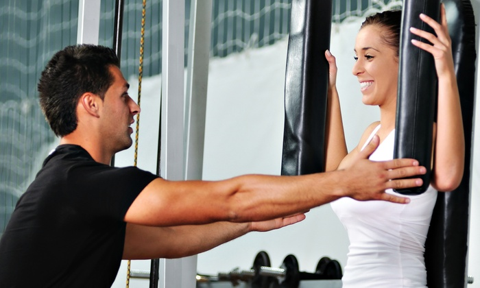 SportfitLA - Multiple Locations: 10 or 20 Customized Group Fitness-Training Sessions at SportfitLA (Up to 79% Off)