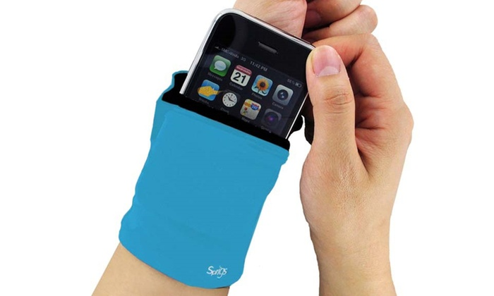 Sprigs Multi-Pocket Wrist Wallet