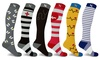 XTF Medical Professional Knee-High Compression Socks (3- or 6-Pairs)