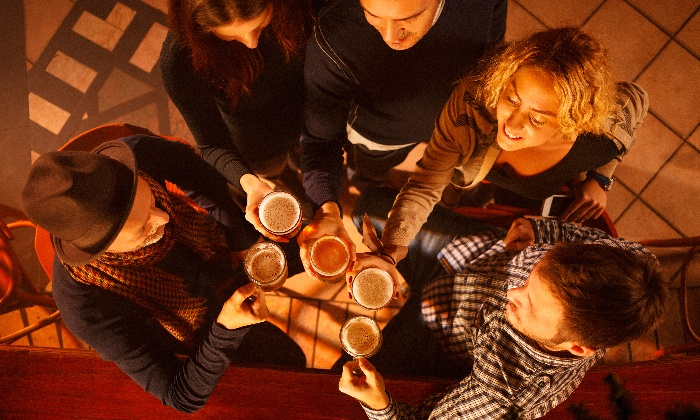 Local Brews, Local Grooves - The Ultimate Craft Beer & Music Festival - House of Blues Houston: Local Brews, Local Grooves Featuring Catch Fever at House of Blues Houston on Saturday, April 18 (Up to 63% Off)