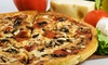Stefano's Solar Powered Pizza - Multiple Locations: Family Pizza Meal or $15 for $30 Worth of Pizzeria Eats and Drinks at Stefano's Solar Powered Pizza