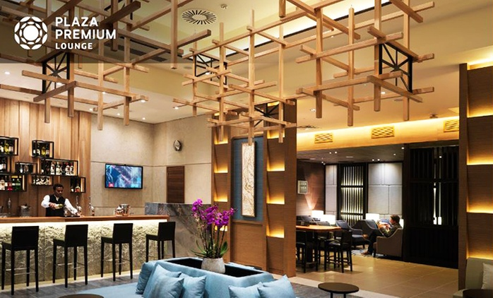 Flughafen London Heathrow: Eintritt in die Lounge für 1 Pers. inkl. Speisen, Getränke und opt. Champagner und Massage