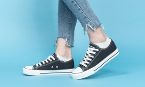 Women's Canvas Casual Sneakers