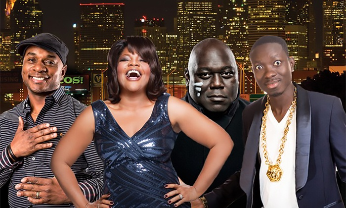Shaquille O'Neal's All Star Comedy Jam - Verizon Theater at Grand Prairie: Shaquille O'Neal's All Star Comedy Jam on Friday, October 24, at 8 p.m. (Up to 50% Off)