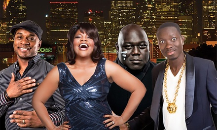 Shaquille O'Neal's All Star Comedy Jam on Friday, October 24, at 8 p.m. (Up to 50% Off)