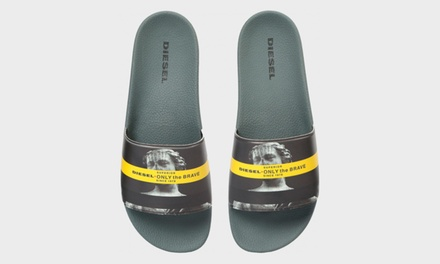 Diesel Men's SlipOn Sliders