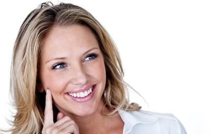 15-Minute Teeth-Whitening with Optional Sensitivity-Reduction Gel Application at Whiten My Smile Now (Up to 72% Off)